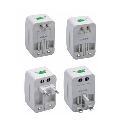 Square Universal Travel Adapter(STP-80) - greenpac.com.au