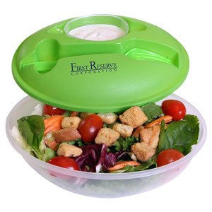 The Palmetto Salad Container(ST-14) - greenpac.com.au