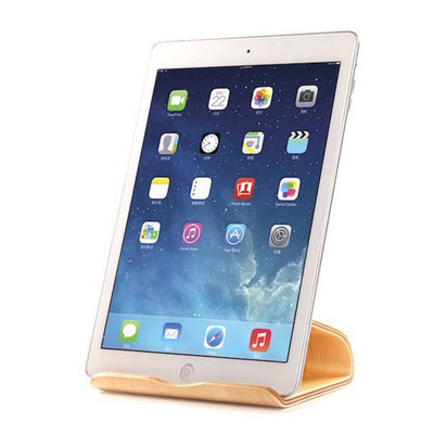 Wooden iPad/iPad mini Stand(STP-13) - greenpac.com.au