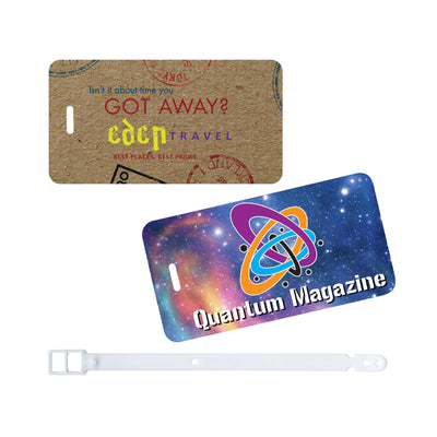 Full Colour Luggage Tag(ST-01) - greenpac.com.au