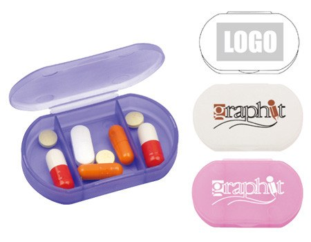 Simple Pill Box(ST-04) - greenpac.com.au