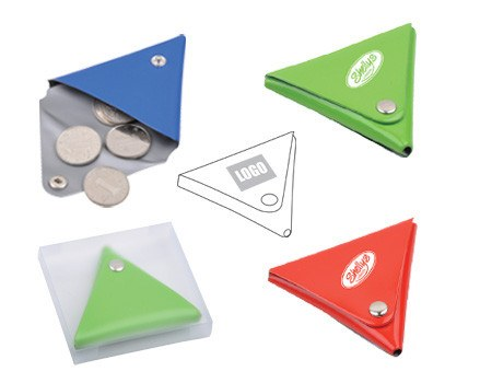 Triangle Coin Pouch(ST-06) - greenpac.com.au