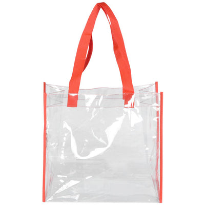 Stock PVC Tote Bag(SVB-02)