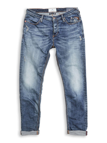 BLUE DE GENES REPI N15 DISTRESSED JEANS