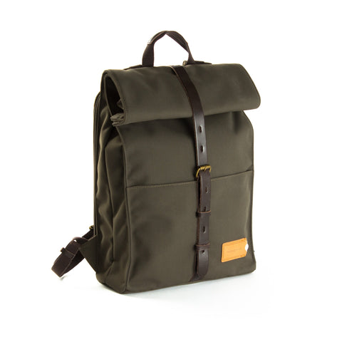 PROPERTY OF BACKPACK ALEX 24 DARK GREEN