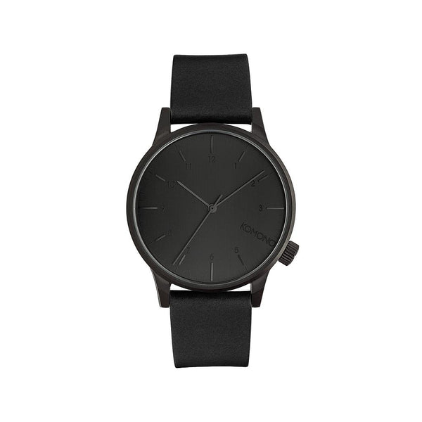 KOMONO WINSTON REGAL ALL BLACK online kaufen