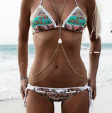 Fashion Printed Bikini
