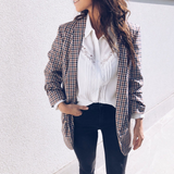Fashion Long Sleeve Cardigan Coat