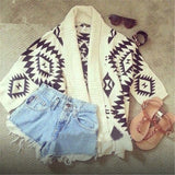 Casual cardigan sweater coat