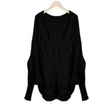 Bat Loose Knit Sweater