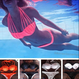 Fashion Push Up Swimwear Swimsuit Bikinis