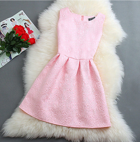 Slim Temperament Princess Dress
