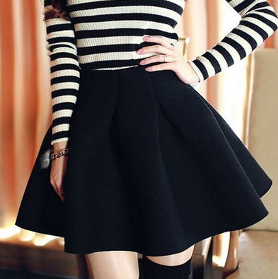 Cute Autumn Or Winter Skirts