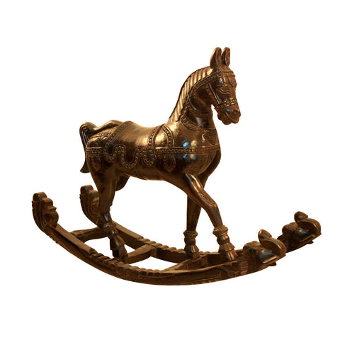 Wooden Rocking Horse For Your Kids
