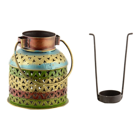 Candle holder kettle