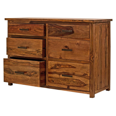 Chest of drawers Sheesham wood furniture online