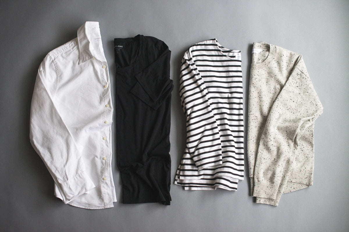 Everlane clothing