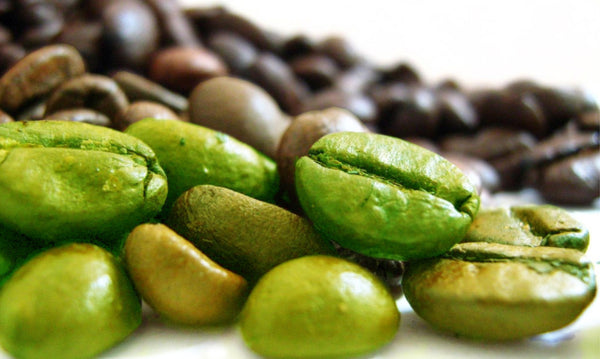 benefits green coffee bean