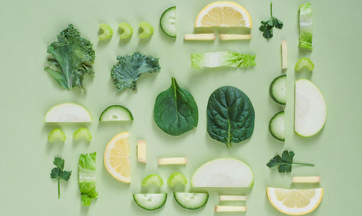 How to Detox Your Body? Alkalizing Green Leafy Vegetables