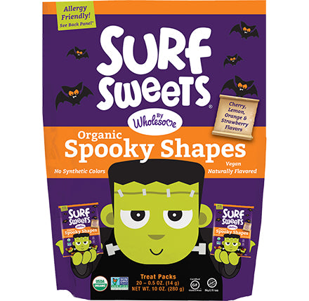 Wholesome Candy Halloween Gummies