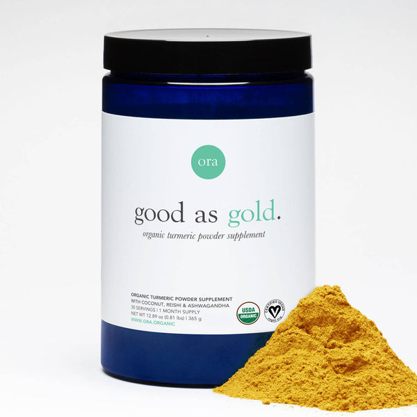Organic Turmeric Golden Milk Powder