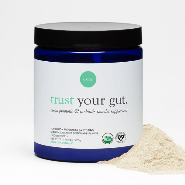 Organic Probiotics with Prebiotics Powder