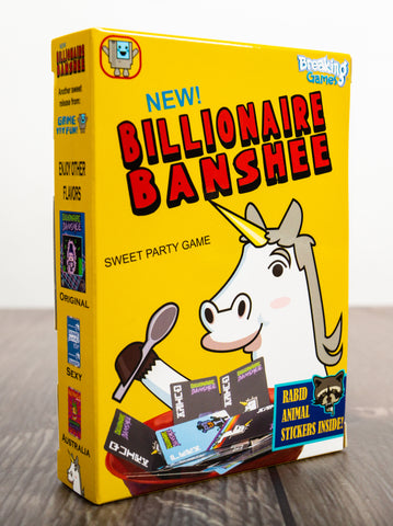 Billionaire Banshee ~ FIRST EXPANSION!