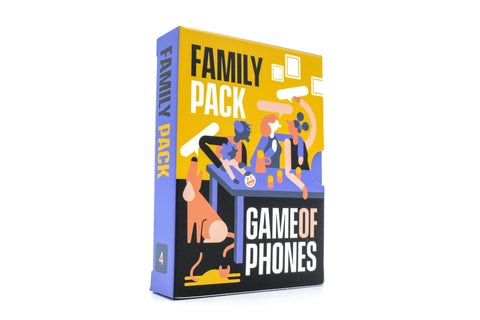 Game of Phones - The Family Mini Pack