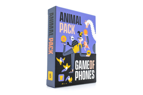 Game of Phones - The Animal Mini Pack