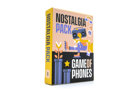 Game of Phones - The Nostalgia Mini Pack