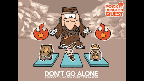 Pocket Dungeon Quest: Dont Go Alone Expansion