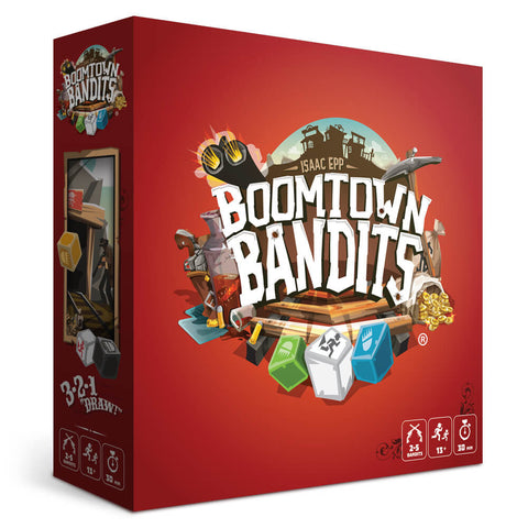 Boomtown Bandits Box