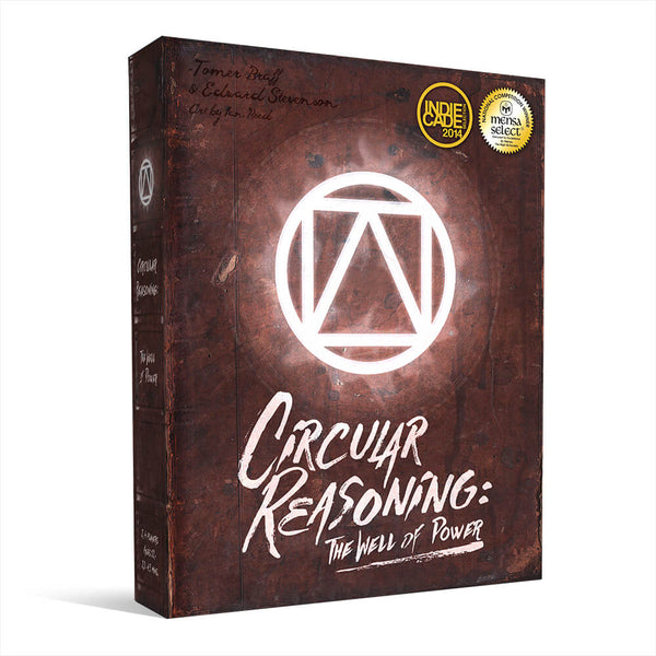 Circular Reasoning - The Well of Power (Box Front)