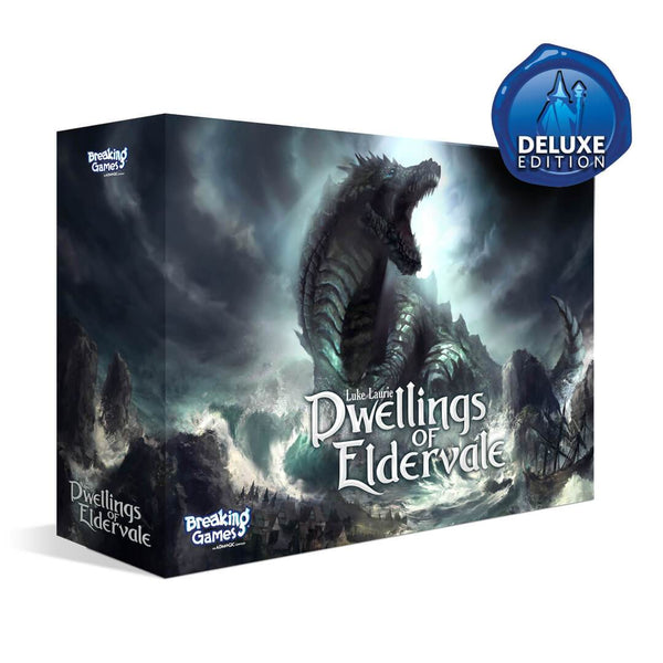 Dwellings of Eldervale - DELUXE EDITION CROC COVER