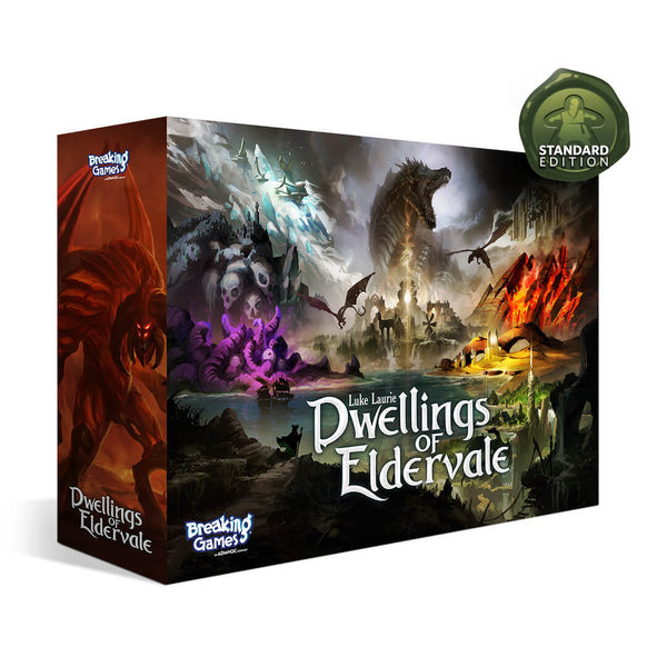 Dwellings of Eldervale Game - Standard Edition