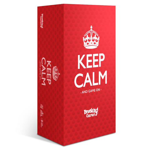Keep Calm Box