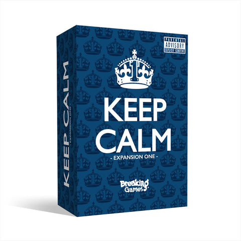 Keep Calm - Expansion One Box