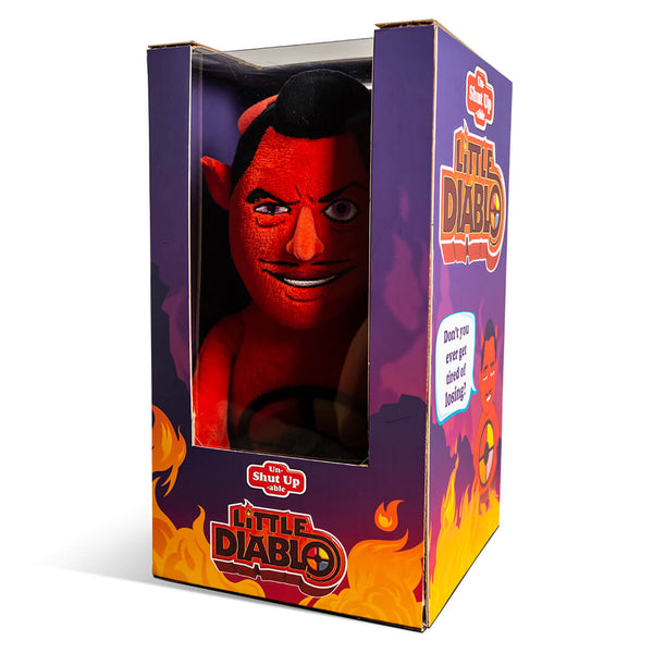 Little Diablo Un-shut-up-able Toy