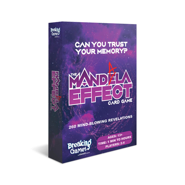 Mandala Effect Game Box from Breaking Games