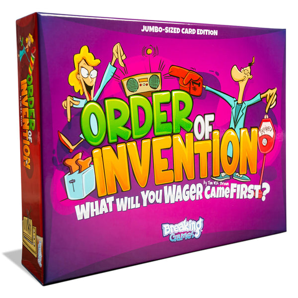 Order of Invention Box