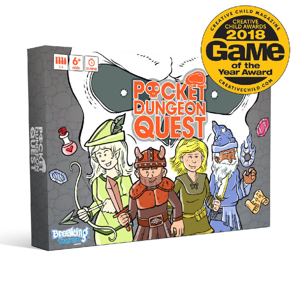 Pocket Dungeon Quest Box