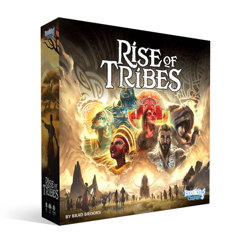 Rise of Tribes - Box