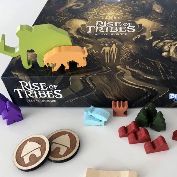 Rise of Tribes - Deluxe Upgrade Pieces