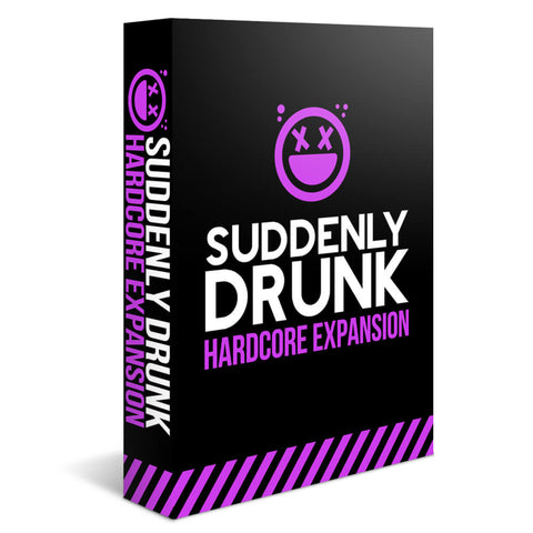 Suddenly Drunk Hardcore Expansion Box