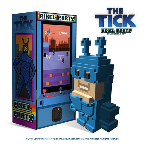 The Tick from Pixel Party