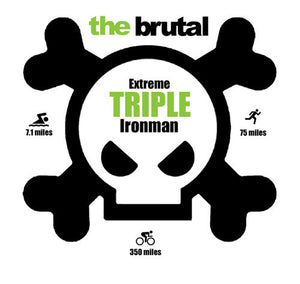 Rich Fuller Triple Brutal Ironman Blog Post
