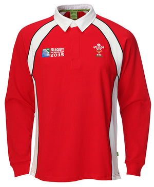 Childrens Welsh Rugby Shirts