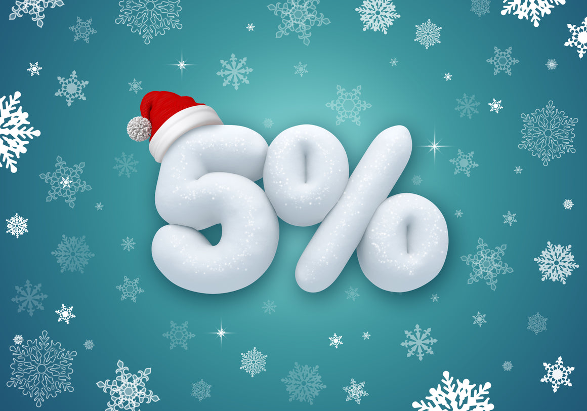 5% Christmas Discount at Giftwarewales