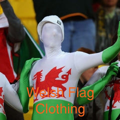 Welsh Flag Clothing