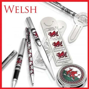 Celtic Welsh Gifts Pens Bookmarks etc